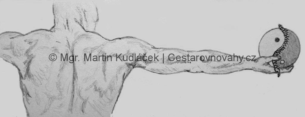 Cesta rovnováhy - Mgr. Martin Kudláček
